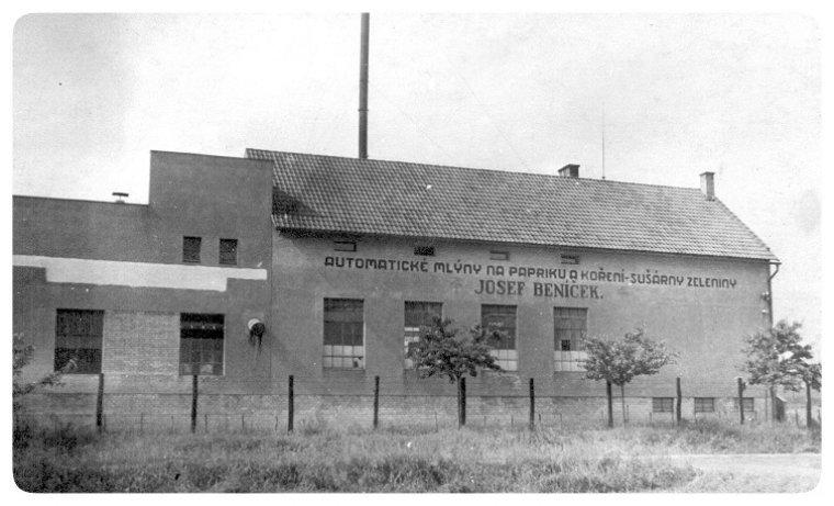 Mlýn BENKOR - 1945.jpeg