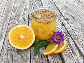 Anýzovo - pomerančová voda
