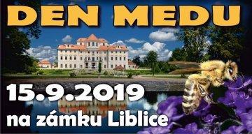 DEN MEDU Liblice  - 15.9.2019