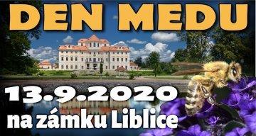 DEN MEDU Liblice - 13.9.2020