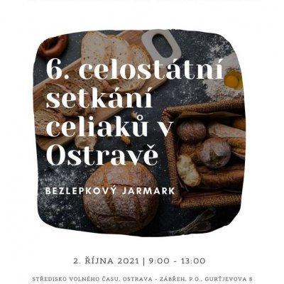 6. Celostátní setkání celiaků v Ostravě