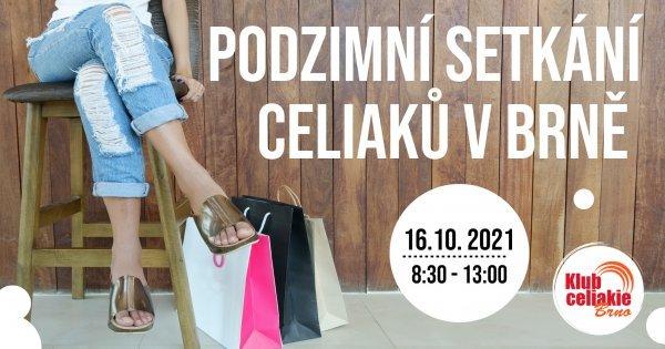 Setkání celiaků v Brně